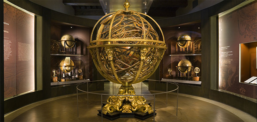 Museo Galileo Firenze.Museo Galileo Firenze Italia Guicciardini Magni Architetti